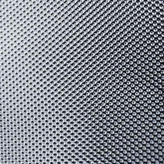 Aluminium piqué